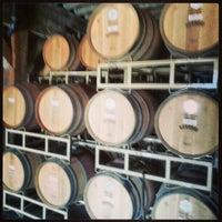 Photo prise au Regusci Winery par Tyler F. le1/19/2013