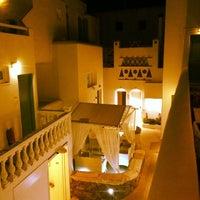 8/15/2014 tarihinde Eric F.ziyaretçi tarafından Carbonaki Hotel Mykonos'de çekilen fotoğraf