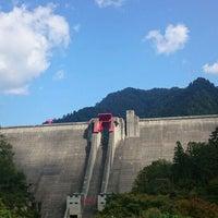 9/22/2015にhumpty0202が加治川治水ダムで撮った写真