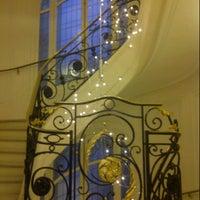 Photo prise au Le Bristol par Artemiy P. le1/23/2013