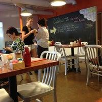 Photo taken at Matt's Big Breakfast by L E. on 7/9/2013