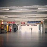Снимок сделан в Metro =C= Nádraží Holešovice пользователем Pavel C. 1/19/2014