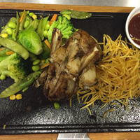 Foto diambil di Tria Restaurant Cafe oleh Tria Restaurant Cafe pada 7/20/2016