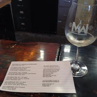 Das Foto wurde bei Kunin Wines Tasting Room von 🐳Katherine K. am 8/10/2014 aufgenommen