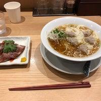 Foto scattata a 中華そば 龍の眼 da asari il 9/19/2018