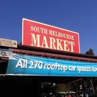 Foto diambil di South Melbourne Market oleh Andrew S. pada 3/2/2013