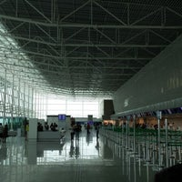 Foto diambil di Aeroporto Internacional de Natal / São Gonçalo do Amarante (NAT) oleh Hudson R. pada 7/26/2014