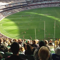 Das Foto wurde bei Melbourne Cricket Ground (MCG) von Ivan T. am 5/19/2013 aufgenommen