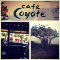 Das Foto wurde bei Cafe Coyote von D.j. C. am 1/28/2013 aufgenommen