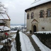 Das Foto wurde bei Burg Bled von No Place To Be am 2/17/2013 aufgenommen