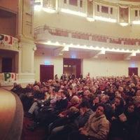 Foto scattata a Teatro Politeama Pratese da @AIGOR® il 12/28/2012