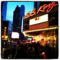 Das Foto wurde bei B.B. King Blues Club & Grill von st_math am 3/16/2013 aufgenommen