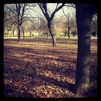 Photo prise au Trinity Bellwoods Park par Dan T. le11/18/2012