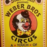 10/13/2012にJonas B.がCircus Circus Cafeで撮った写真