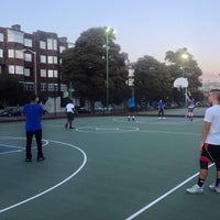Hamilton Basketball Courts - Lower Pacific Heights - San
