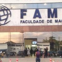 Foto tirada no(a) Faculdade de Macapá - FAMA por Tannus K. em 7/15/2013
