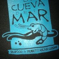 Foto diambil di La Cueva Del Mar oleh Clo Nicole G. pada 11/28/2012