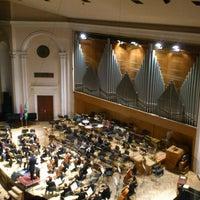 Снимок сделан в Армянский театр оперы и балета им. Спендиарова пользователем Kostiantyn I. 12/14/2012