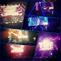 Das Foto wurde bei Oakland Arena von Sean Chunky N. am 6/10/2013 aufgenommen