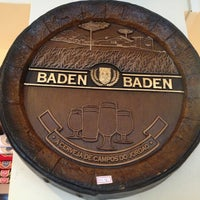 Foto tirada no(a) Cervejaria Baden Baden por monica V. em 2/9/2013