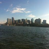 Foto scattata a Boston Harbor da Courtney G. il 8/10/2013