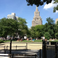 Foto tomada en Washington Square Park  por Rich C. el 7/6/2013