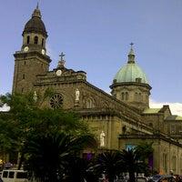 3/28/2013 tarihinde Joseph Allan A.ziyaretçi tarafından Cathedral-Basilica of the Immaculate Conception of Manila (Manila Cathedral)'de çekilen fotoğraf