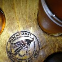 1/5/2013にChristy W.がRockford Brewing Companyで撮った写真