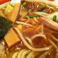 10/13/2012にKP N.が大勝軒 代々木上原で撮った写真