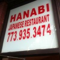 Das Foto wurde bei Hanabi Sushi Bar von Luis A. am 9/20/2012 aufgenommen