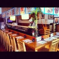 Foto scattata a Hanabi Sushi Bar da Luis A. il 10/11/2012