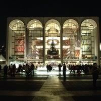Foto scattata a Metropolitan Opera da Brian A. il 12/5/2012