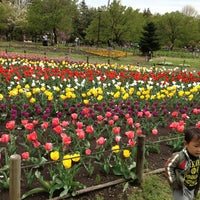 4/9/2013にあけが蘆花恒春園 (蘆花公園)で撮った写真