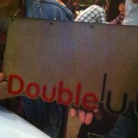 Foto tirada no(a) Double U por Sedat C. em 11/3/2012