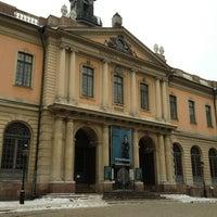 Foto tomada en Nobel Museum por Richard Y. el 1/27/2013