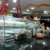 Снимок сделан в Santa Coxinha пользователем Solange B. 11/30/2012