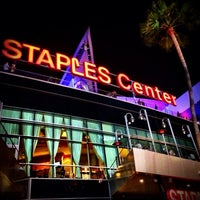 Photo prise au STAPLES Center par Randy B. le10/14/2013