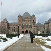 Foto tomada en Universidad de Toronto por Navaal I. el 2/16/2013
