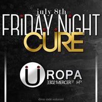 6/28/2016 tarihinde UROPA Nightclub & Loungeziyaretçi tarafından UROPA Nightclub & Lounge'de çekilen fotoğraf