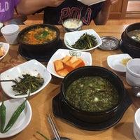 Das Foto wurde bei Ujin Haejangguk von YoungJoo L. am 8/20/2018 aufgenommen