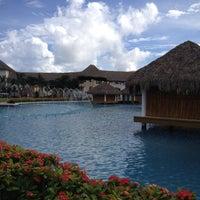 12/2/2012 tarihinde Tasha V.ziyaretçi tarafından Hard Rock Hotel & Casino Punta Cana'de çekilen fotoğraf