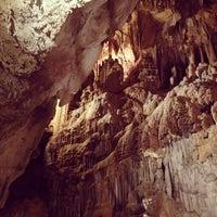 9/1/2013 tarihinde Wali T.ziyaretçi tarafından Lake Shasta Caverns'de çekilen fotoğraf