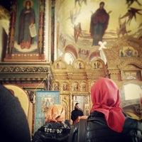 Снимок сделан в Успенское подворье монастыря Оптина пустынь пользователем Екатерина Л. 5/7/2013