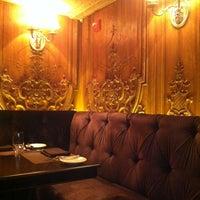รูปภาพถ่ายที่ Brasserie Pushkin โดย Leonid F. เมื่อ 10/25/2012