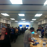 10/5/2012에 Olga L.님이 Apple Century City에서 찍은 사진