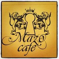 Das Foto wurde bei Мазо Кафе / Mazo Cafe von Dhon G. am 2/2/2014 aufgenommen
