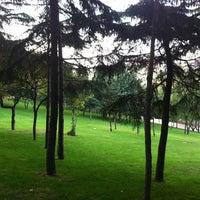Foto scattata a Maçka Demokrasi Parkı da Cigdem M. il 10/22/2012