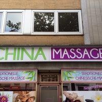Aachen chinesische massage China