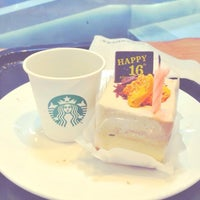 Photo prise au Starbucks par m.miew S. le7/17/2014