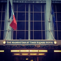 Photo prise au The Manhattan at Times Square Hotel par Влад М. le12/28/2012